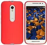 mumbi Hülle kompatibel mit Motorola Moto G3 Handy Case