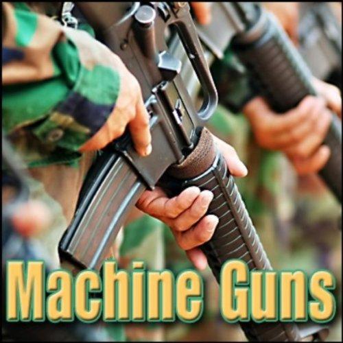 Gun, Ricochet - Machine Gun Bullet Ricochets of Concrete Bullet Ricochets & Bullet Foley