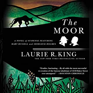 The Moor: A Novel of Suspense Featuring Mary Russell and Sherlock Holmes audiobook cover art