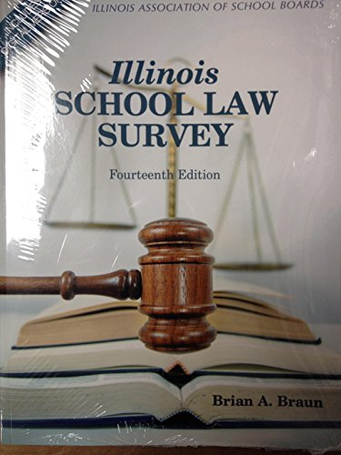 Illinois School Law Survey 2016 2018