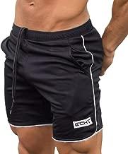 Men Shorts Sports, Male Training Bodybuilding Summer Shorts Workout Fitness Short Pants