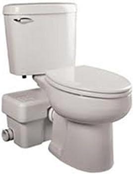 Liberty High-Efficiency Upflush Toilet