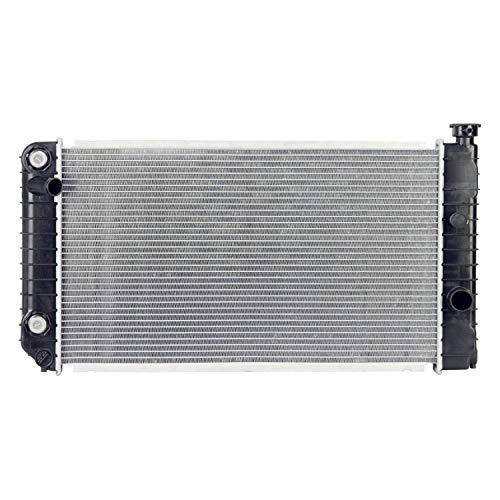 Klimoto Radiator | fits Chevrolet S10 Blazer GMC S15 Jimmy Sonoma 4.3L V6 | KLI1065