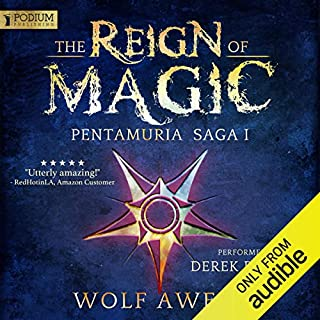 The Reign of Magic cover art