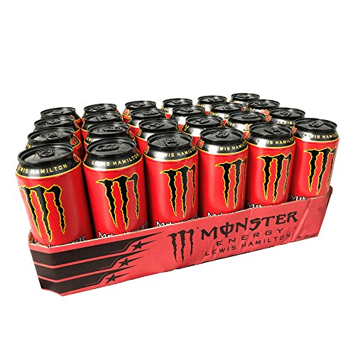 Monster Lewis Hamilton 50cl (pack de 24)
