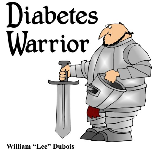 Diabetes Warrior audiobook cover art