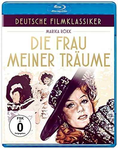 Deutsche Filmklassiker - Die Frau meiner Träume [Blu-ray]