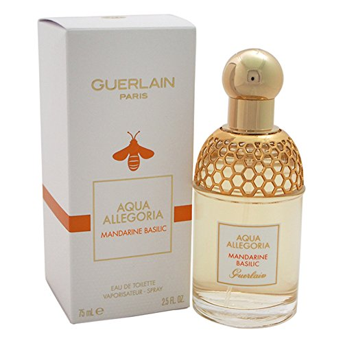 GUERLAIN Aqua All Mand Basilic EDT Vapo 75 ml, 1er Pack (1 x 75 ml)