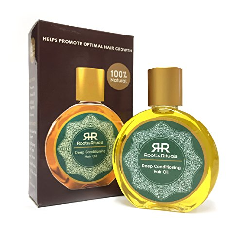 Roots and Rituals Hair and Scalp Oil