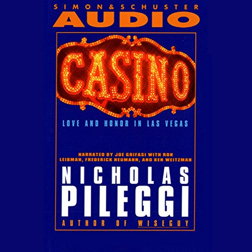 Casino audiobook cover art