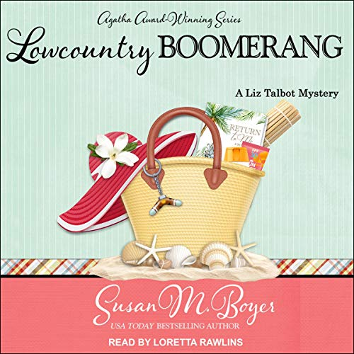 Couverture de Lowcountry Boomerang