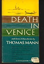 Death in Venice and Seven Other Stories by Mann Thomas (1954-09-01)
