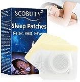 Sommeil Détente, Sleep Patches, Patches Pieds, Soulager le Stress, Améliorer le sommeil, pour une nuit apaisée, 10pc