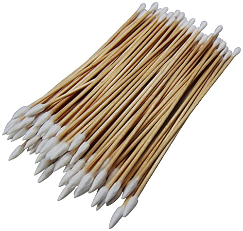 (Tapered and Regular Tip) Type-III 100pc Gun Cleaning 6 Inch...