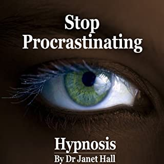 Stop Procrastinating (Hypnosis) audiobook cover art