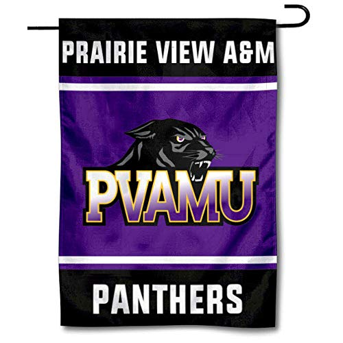 College Flags & Banners Co. Prairie View A&M Panthers Garden Banner Flag