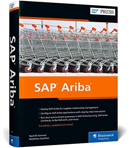 SAP Ariba (SAP PRESS: englisch)