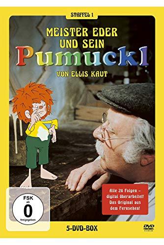 Meister Eder und sein Pumuckl - Staffel 1 [5 DVDs]
