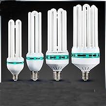 QTWW 2 stuks wit E27 4U 6U 8U 185W 300W 400W spaarlamp gloeilamp hoog vermogen thuis wit licht indoor industriële lamp flu...