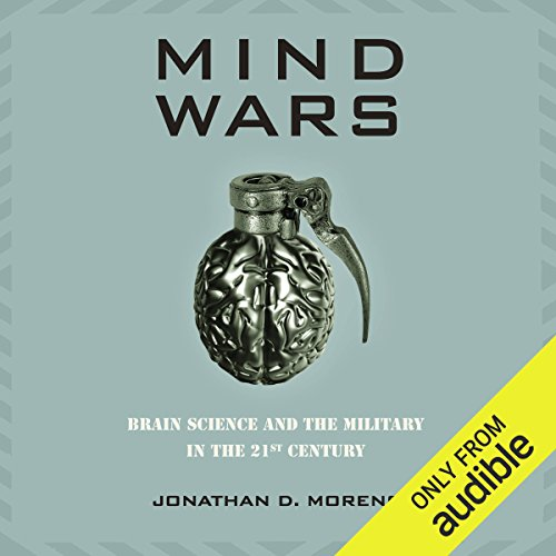 Mind Wars audiobook cover art