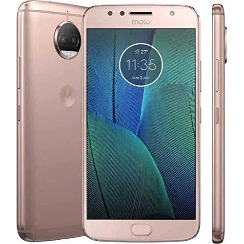 Smartphone Motorola Moto G5s Plus 64gb 4gb Ram Lte 5.5 Câm.13mp/13mp+8mp- Dourado XT1804
