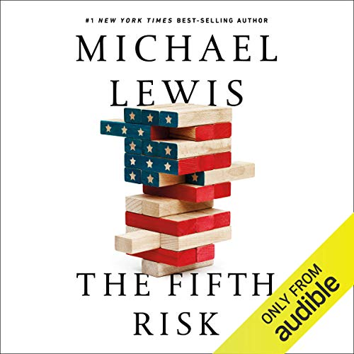 The Fifth Risk audiobook cover art