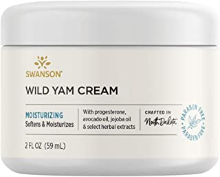 Sponsored Ad - Swanson Wild Yam Cream 2 fl Ounce (59 ml) Cream