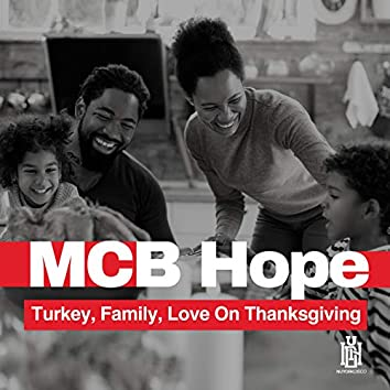 Turkey, Family, Love on Thanksgiving
