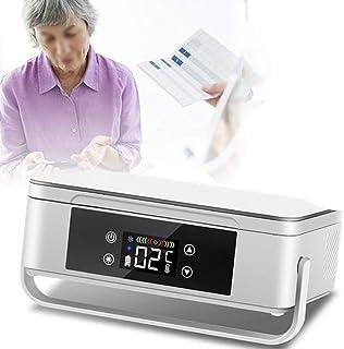 GBHJJ Isolinkylare, bärbar mini-isolerad kylbox 2-8°C medicinskt kylskåp, lämplig för resor/interferon/läkemedelslagring (...
