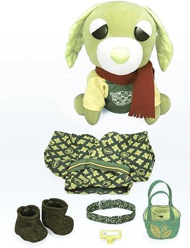 Tea dog style fashion style temple Ryoku 2 (japan import)