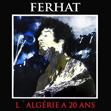 L'Algerie a 20 ans