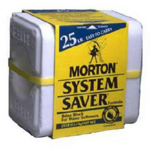 MORTON SALT 1617 25LB Salt Block