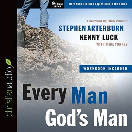 Every Man, God's Man audiobook cover art
