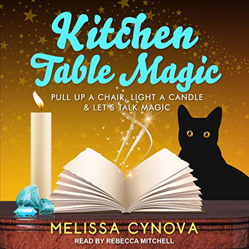 Kitchen Table Magic cover art