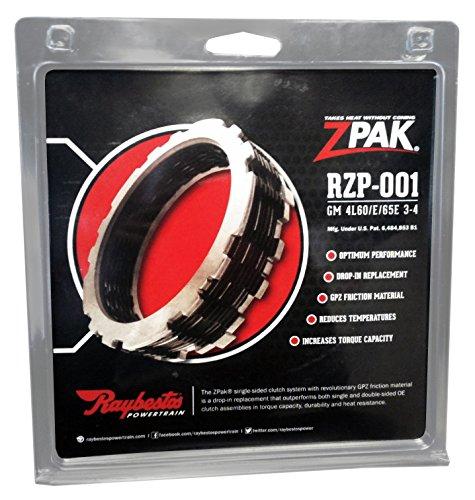 Raybestos Powertrain RZP-001 - Z-PAK GM 4L60E 3-4
