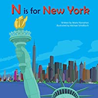 N is for New York (Alphabet Places)