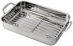 Best Roasting Pans in 2020 for Cooking: Reviews and Buyer's Guide 11