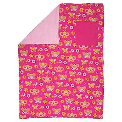 Stephen Joseph All Over Print Blanket