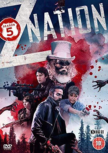 Z Nation Season 5 [DVD]