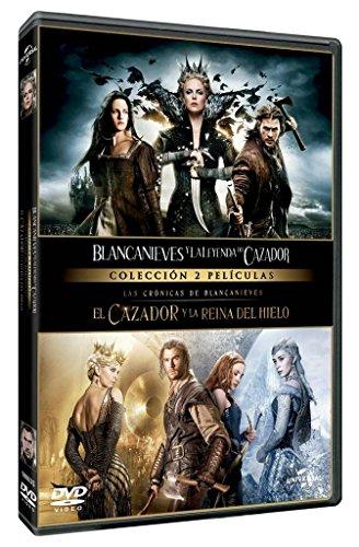 Pack: Las Crónicas De Blancanieves [DVD]