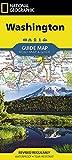 Washington (National Geographic Guide Map)