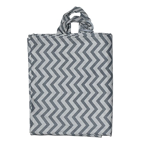 Affordable Mum Breastfeeding Nursing Cover Up Baby Infant Nursing Scarf Cotton Blanket - Gray, as de...