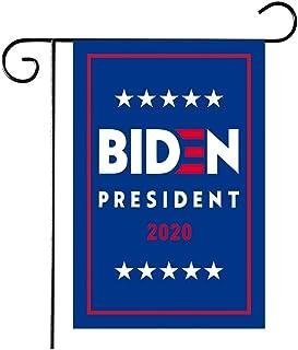 Joe Biden for 2020 President Democratic Banner Breeze Voting Garden Flag Outdoor Activity Rally Sign