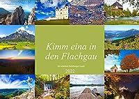 Kimm eina in den Flachgau im schoenen Salzburger Land (Wandkalender 2022 DIN A2 quer): Impressionen vom schoenen Flachgau (Monatskalender, 14 Seiten )