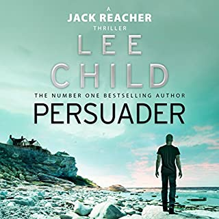 Persuader     Jack Reacher, Book 7              By:                                                                                                                                 Lee Child                               Narrated by:                                                                                                                                 Jeff Harding                      Length: 14 hrs and 16 mins     547 ratings     Overall 4.6