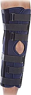 United Ortho 61020 3-Panel Knee Immobilizer,  20,  Black/Navy