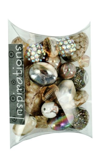 Jesse James Metall Inspirations Beads 50g-Banana Creme