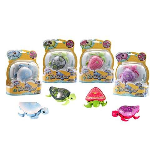 Giochi Preziosi- Live Pets-Tartaruga Single Pack, LPU05000
