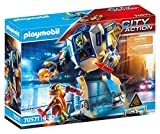 one of the must have toys 2021 image of playmobil city police robot on Hamleys Christmas Toy list 2021