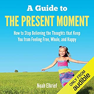 A Guide to the Present Moment audiobook cover art